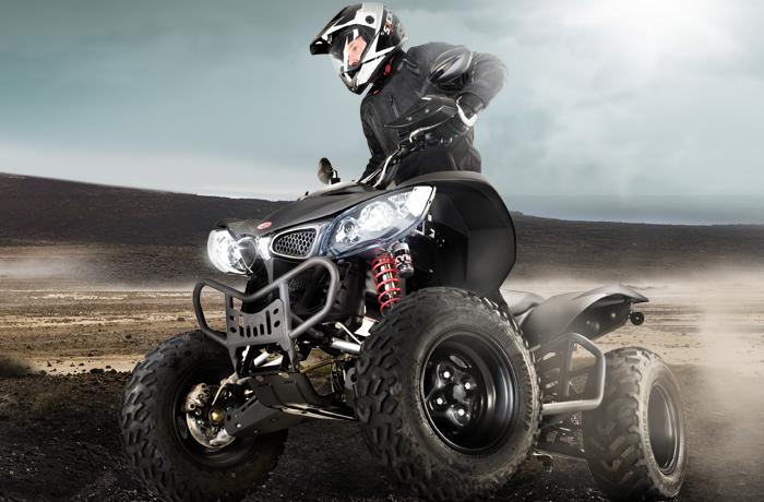 Kymco Quad ATV UTV